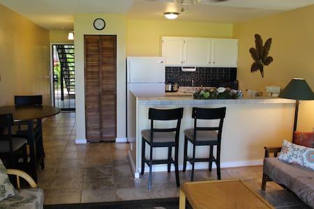 Molokai Shores 126B - Beachfront - Lyxvåning