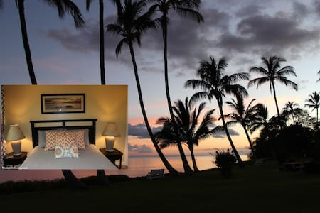 Molokai Shores 126B - Beachfront - Kaunakakai - Appartement