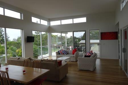 NEW house Gannet Beach Bawley Point - Talo