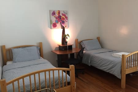 private rooms free parking wi-fi - Temple City - House