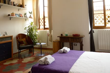 "Buonocore Guesthouse, room ""Franz"" - Bergamo - Bed & Breakfast"