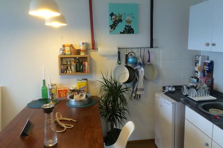 Sensationeller Blick auf die Stadt - Erlangen - Apartment
