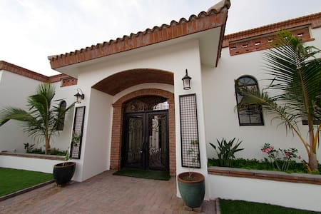 Traditional Mexican Hacienda - Hus
