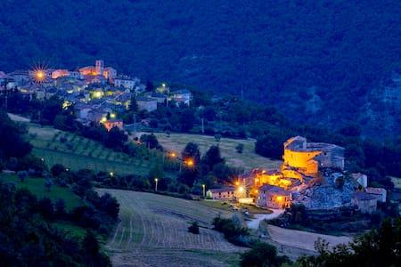 Castel di Luco, dimora storica - Acquasanta Terme - Slott