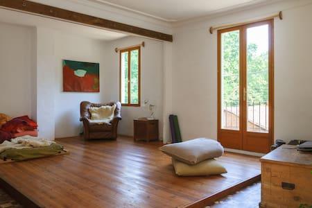 Casa con encanto junto al parque natural Montseny - Arbúcies