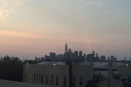 Roof Deck, Grill & Private Room! Live like a local - Brooklyn - Condominium