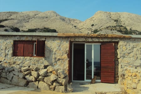 House in a bay 'Val's nature' - House