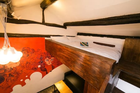 ARTbnb 6 - Hutong Courtyard House