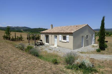 La bergerie du Plo gite rural - Montlaur - Rumah