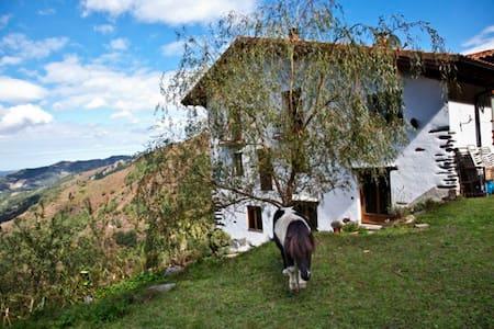 2 Mokorreko Borda Etxalar Navarra - Etxalar - Bed & Breakfast