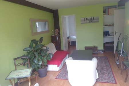 Bright 45 m² - 2 rooms