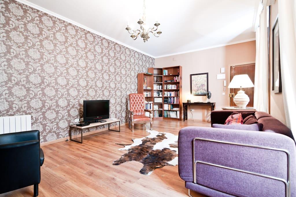 Muebles funcionales y cómodos