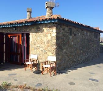 Waterfront/Cabana em frente ao mar - Cedovém/Esposende/Braga - Sommerhus/hytte