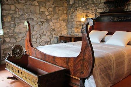 Habitación grande Alta Garrotxa - Oix - Bed & Breakfast