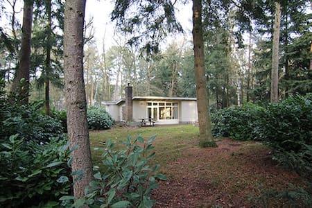 Zomerhuis aan bosmeer - Maarn - Sommerhus/hytte