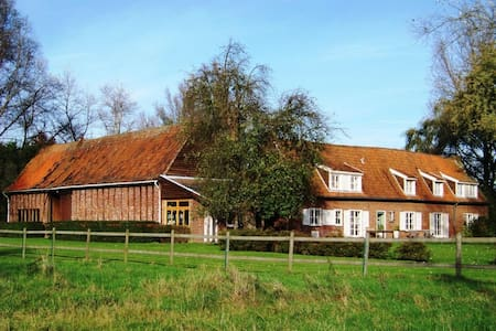 Gite la Métairie, ferme remarquable du 19° siècle - Cysoing - Ev