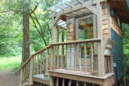 Sol duc mini cabin retreat - 安吉利斯港(Port Angeles)