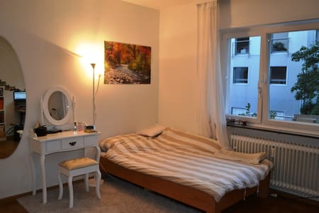 Helles Zimmer in zentraler Lage - Freiburg im Breisgau - Apartmen