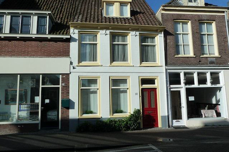 Charmante stadswoning - House