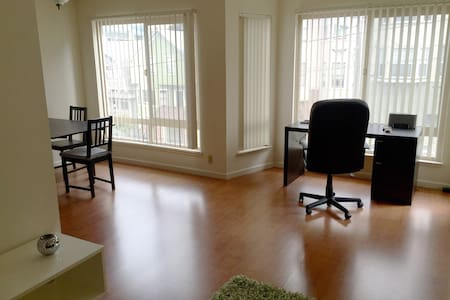 Spacious&Bright 1BR/1BA next UCSF