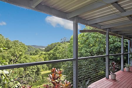Gold Coast/Tweed/Cozy/Views/Coolangatta/Yoga - Bilambil Heights - Hus