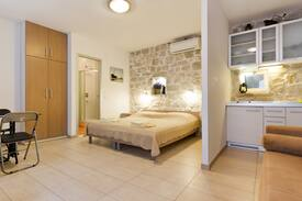 Studio apartment in center of Split