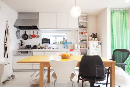 Cozy flat near Ikebukuro free wifi - Toshima-ku - Apartment