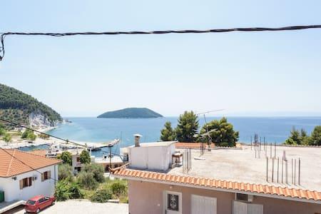 6#Neo Klima*Sea View*2-4Adults*Self-catering*WiFi! - Apartamento
