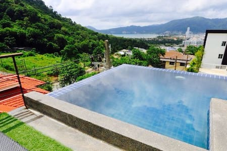 POOL VILLA LOMA 3 CHAMBRES SEA VIEW - Patong - Villa