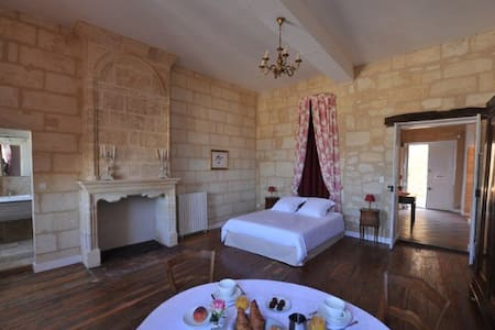 Chambre du ROY - Bed & Breakfast