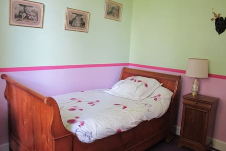 Chambre Nosybé - Bed & Breakfast
