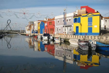 Apartment in the heart of Aveiro