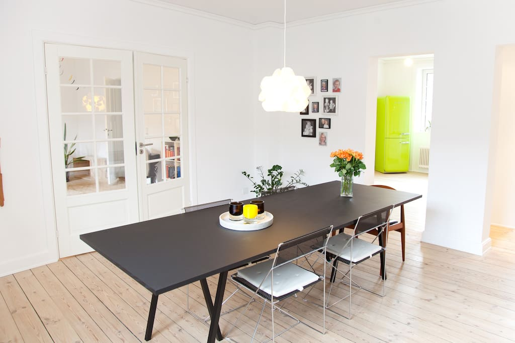 Cool flat in trendy Islands Brygge