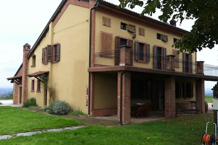 cascinale nel cuore del monferrato - San Salvatore Monferrato - Hus