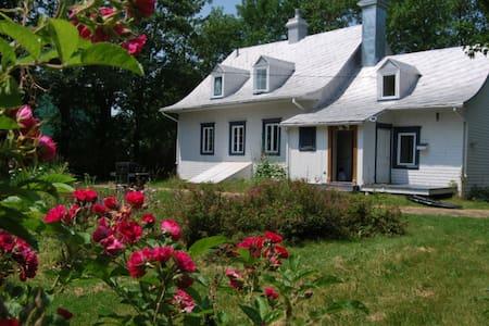 Charmante maison ancestrale - House