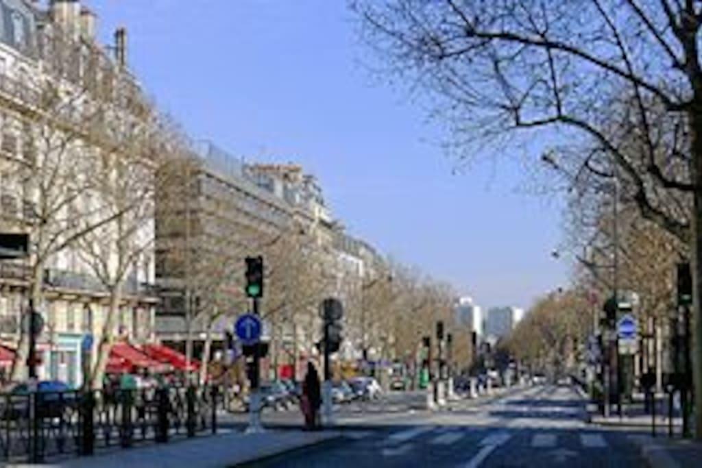 Location la nuit e courte dur e in paris - Paris location meublee courte duree ...