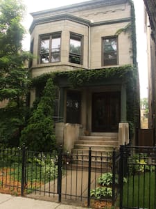 Cute Brownstone in Lakeview - Chicago - Apartment