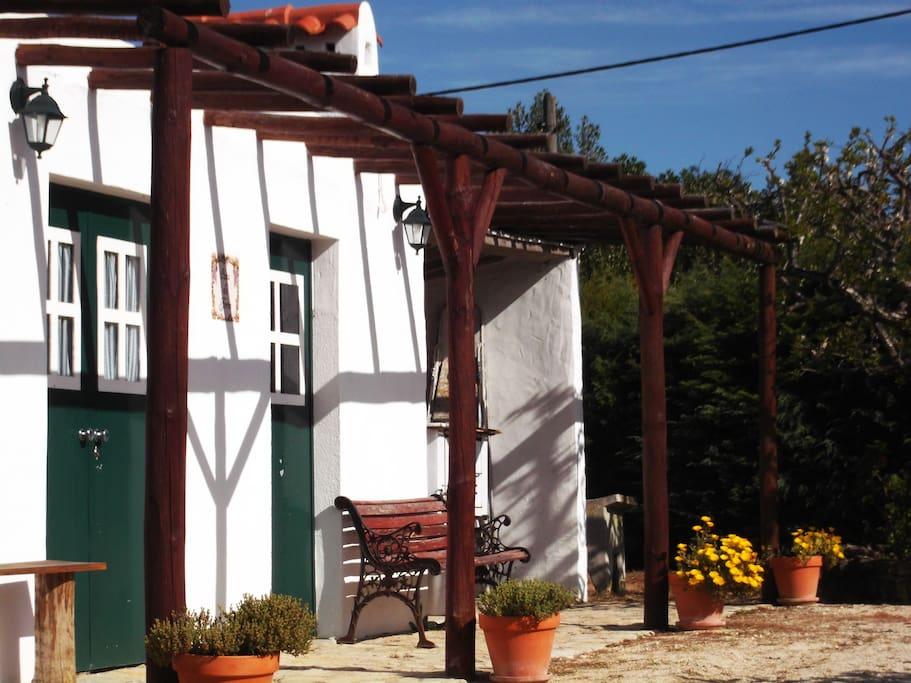 Quintal - Casa do Forno