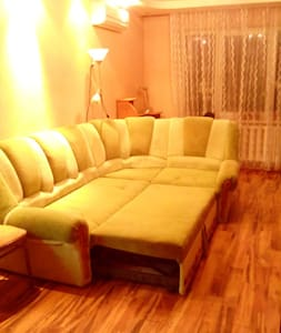Cozy room with Wi-Fi and breakfast - Odessa - Lejlighed