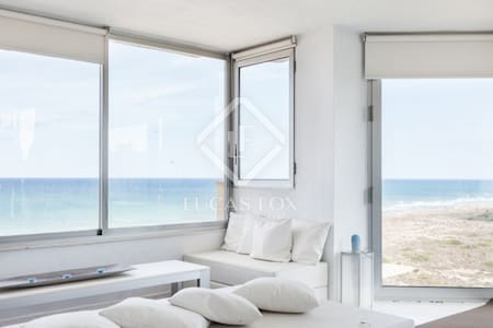 En primera línea de playa - Apartment