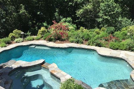 Private Estate in Pound Ridge - Pound Ridge - Haus