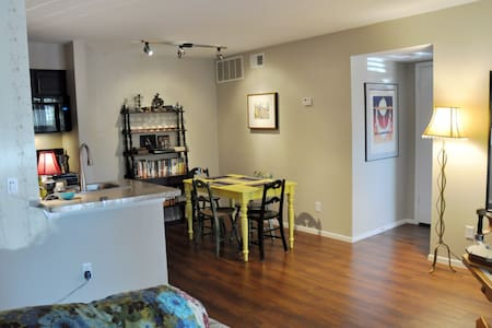 Cute + Cozy Minutes from Downtown!