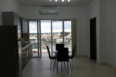 Brand New 4th floor Apartment
