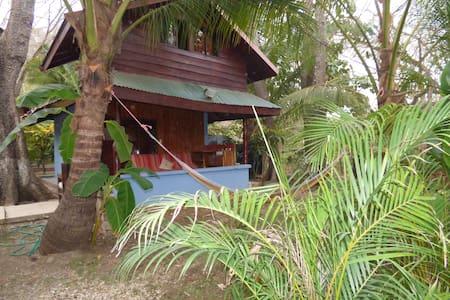 Sofia's cabin near the beach