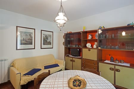 Comfortable apartment in Limone - Apartamento