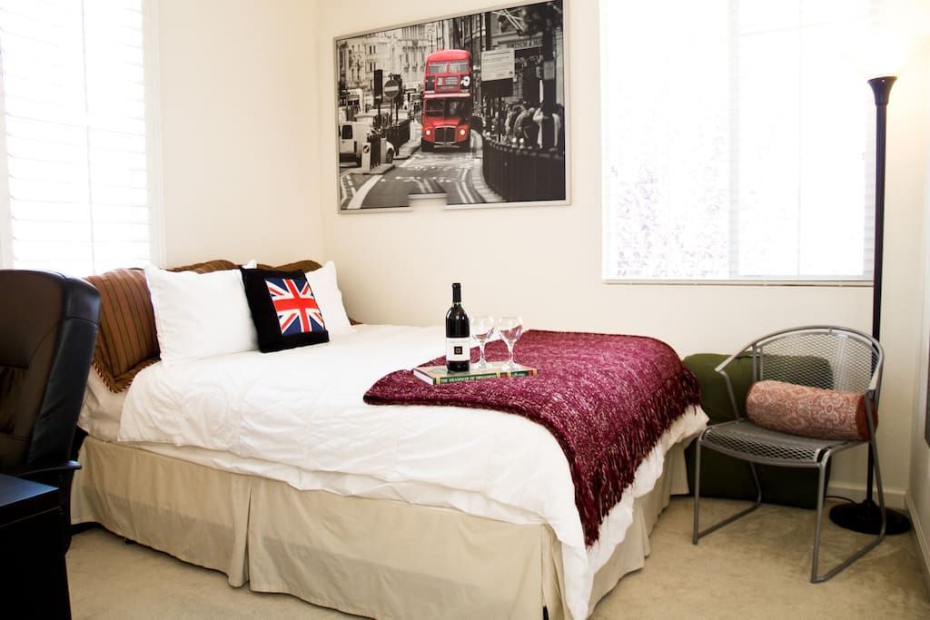 We are committed to providing a superior guest experience to each and every one of our guests. Stay with us and experience for yourself why we are an Airbnb Certified top choice in Sacramento.