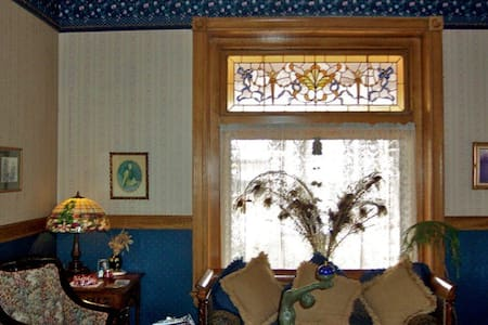 Spencer-Silver Mansion B& B - Havre de Grace - Bed & Breakfast