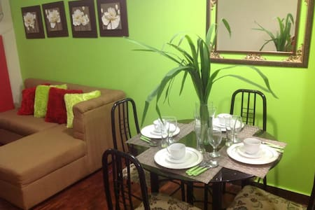 Room type: Private room Bed type: Real Bed Property type: Condominium Accommodates: 3 Bedrooms: 1 Bathrooms: 1