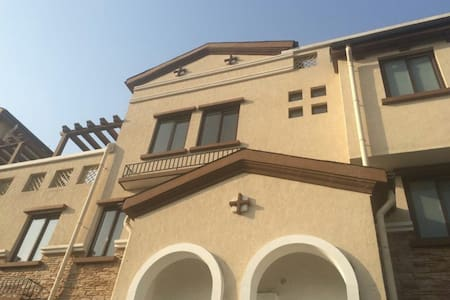 Classy European-style house - Chengdu - Dom