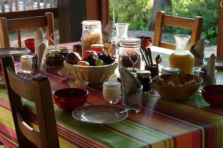 Mas de Font Chaude - Chambre Lilas - Bed & Breakfast